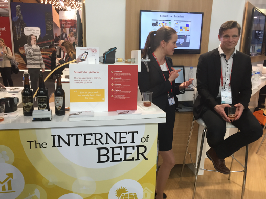 Seluxit Internet of Things platform Internet of Beer IoB