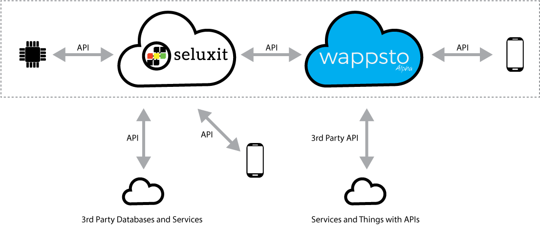Seluxit IoT Rapid Prototyping tools Seluxit IoT Platform and Wappsto with Open APIs