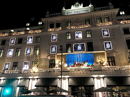 seluxit hotel d'angleterre julefrokost