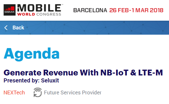 seluxit mobile world congress nextech lab