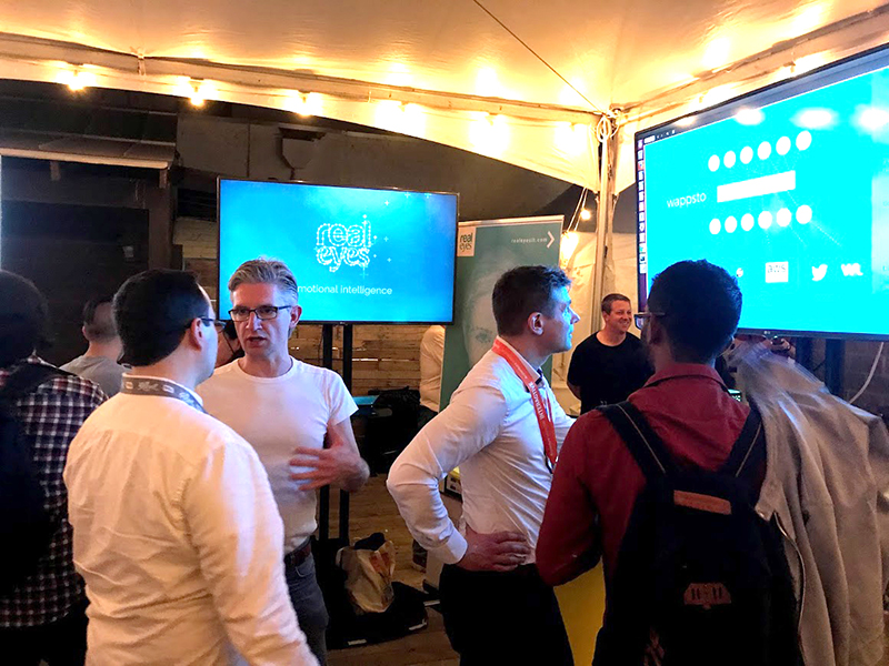 wappsto personal data market appstore eu sxsw demo presentation wide