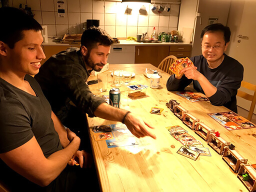seluxit game night
