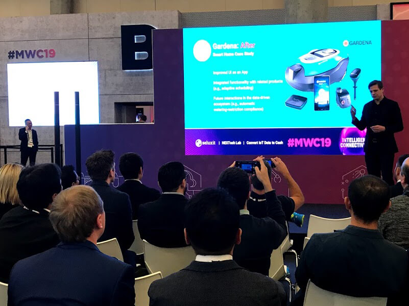 convert iot data to cash mwc19